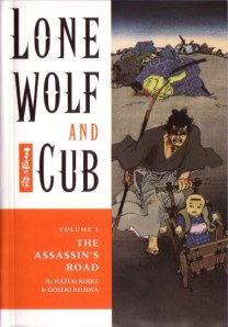 Lone Wolf and Cub 1