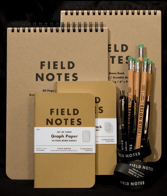 Field Notes kit