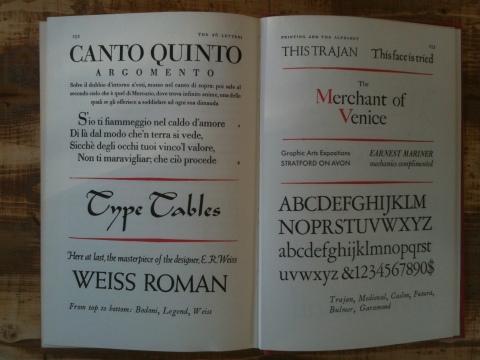 """Ulike """"typefaces"""", eller fonter"""