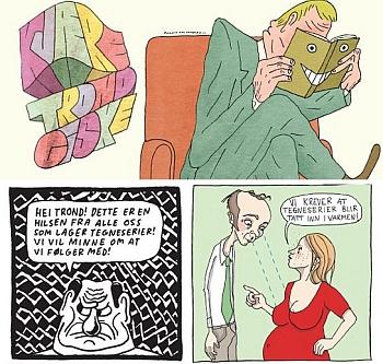 blogg om trening sex tegneserier