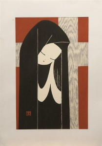 Girl_Praying-Kaoru_Kawano